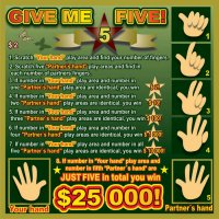 01 - GIVE ME FIVE